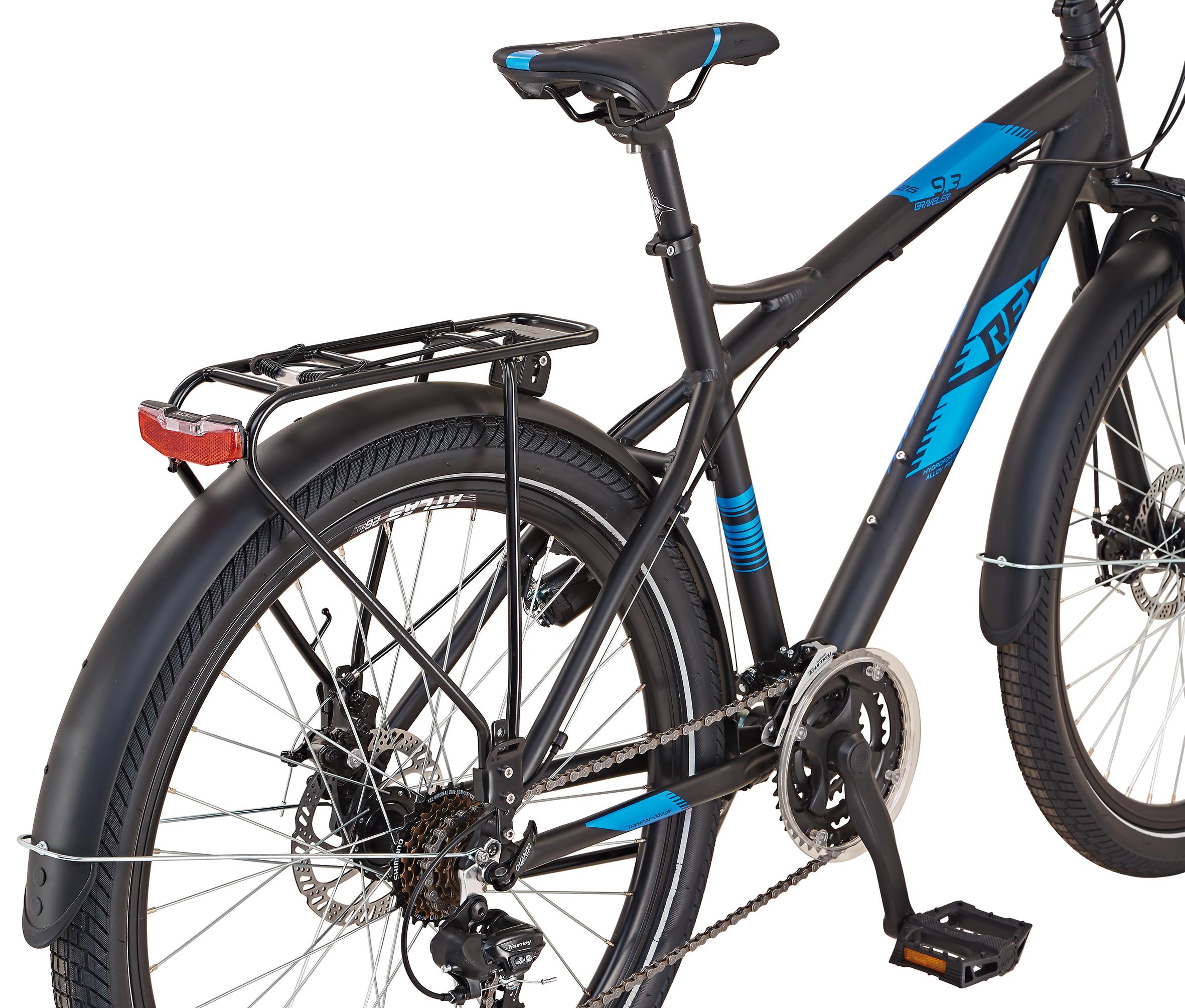 "Rex Bike Fahrrad / All Terrain Bike Graveler 9.3 ATB 26"" Bild 3"