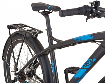 "Rex Bike Fahrrad / All Terrain Bike Graveler 9.3 ATB 26"" Bild 6"