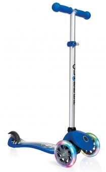 Scooter / Kinderroller Globber MY FREE FANTASY Racing blau Bild 1