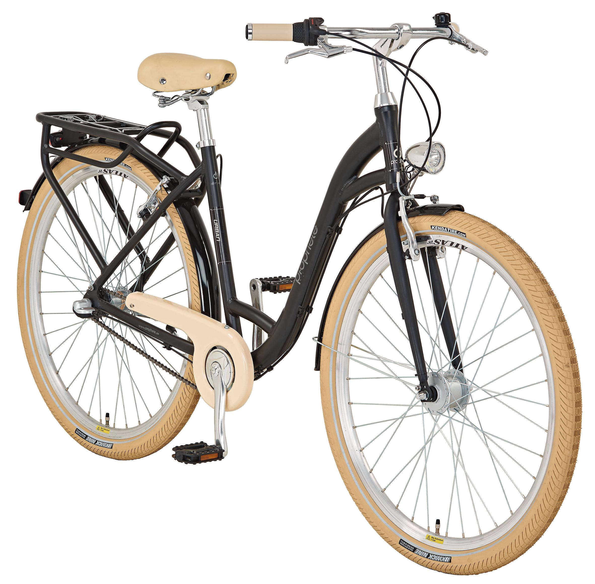 "Prophete Fahrrad / Cityrad Geniesser 9.2 City Bike 28"" Damen Bild 2"