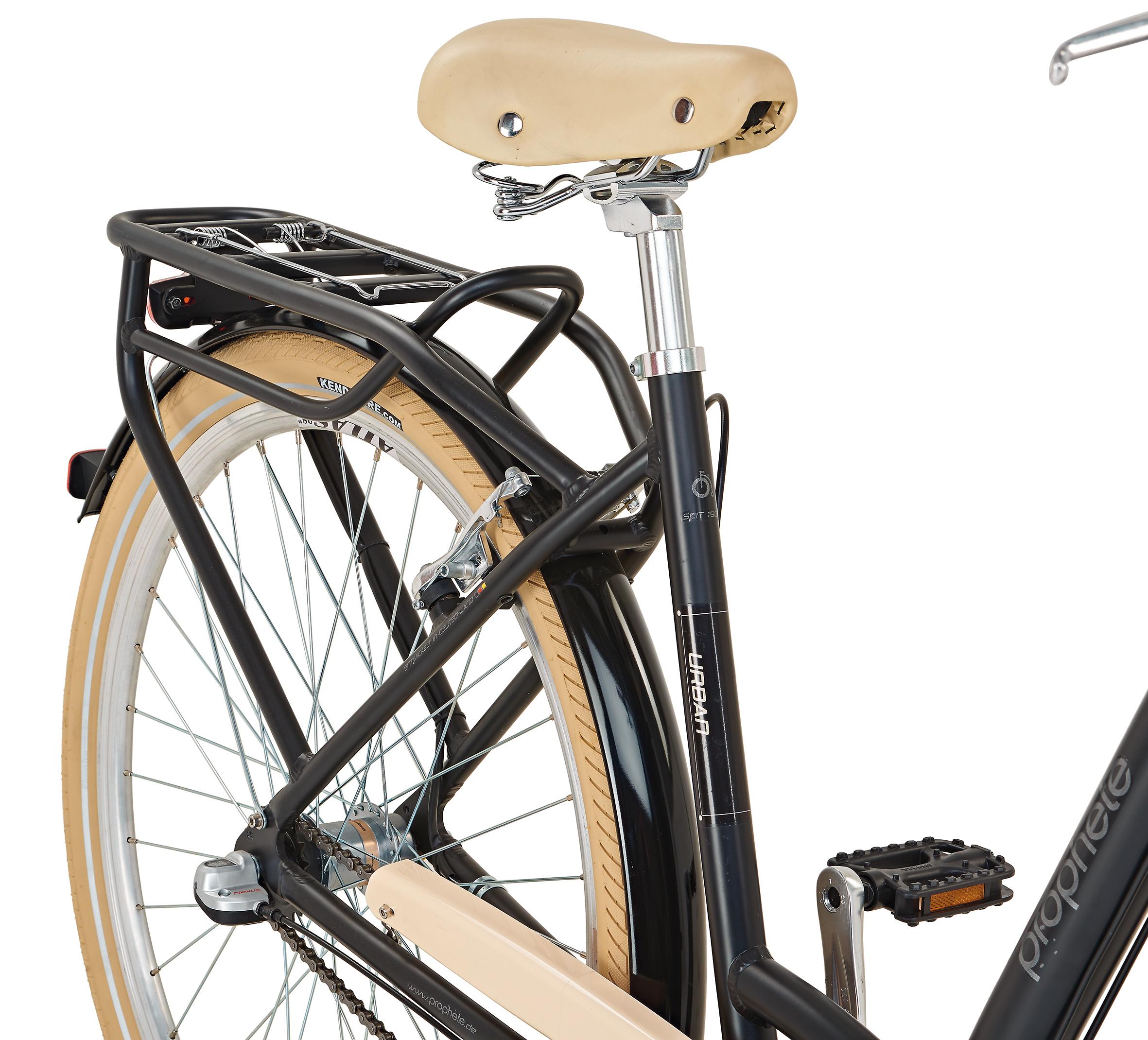 "Prophete Fahrrad / Cityrad Geniesser 9.2 City Bike 28"" Damen Bild 3"