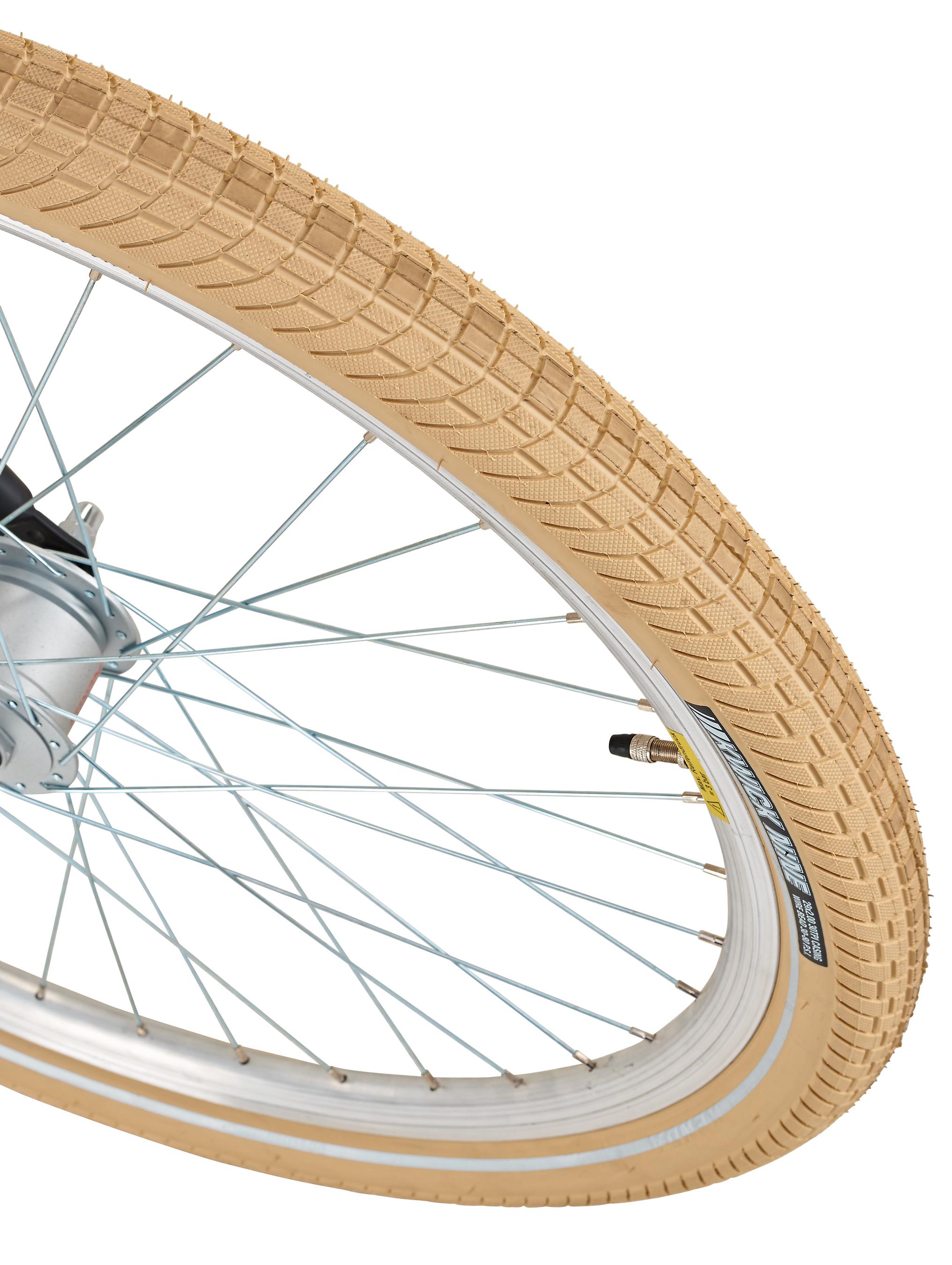 "Prophete Fahrrad / Cityrad Geniesser 9.2 City Bike 28"" Damen Bild 5"