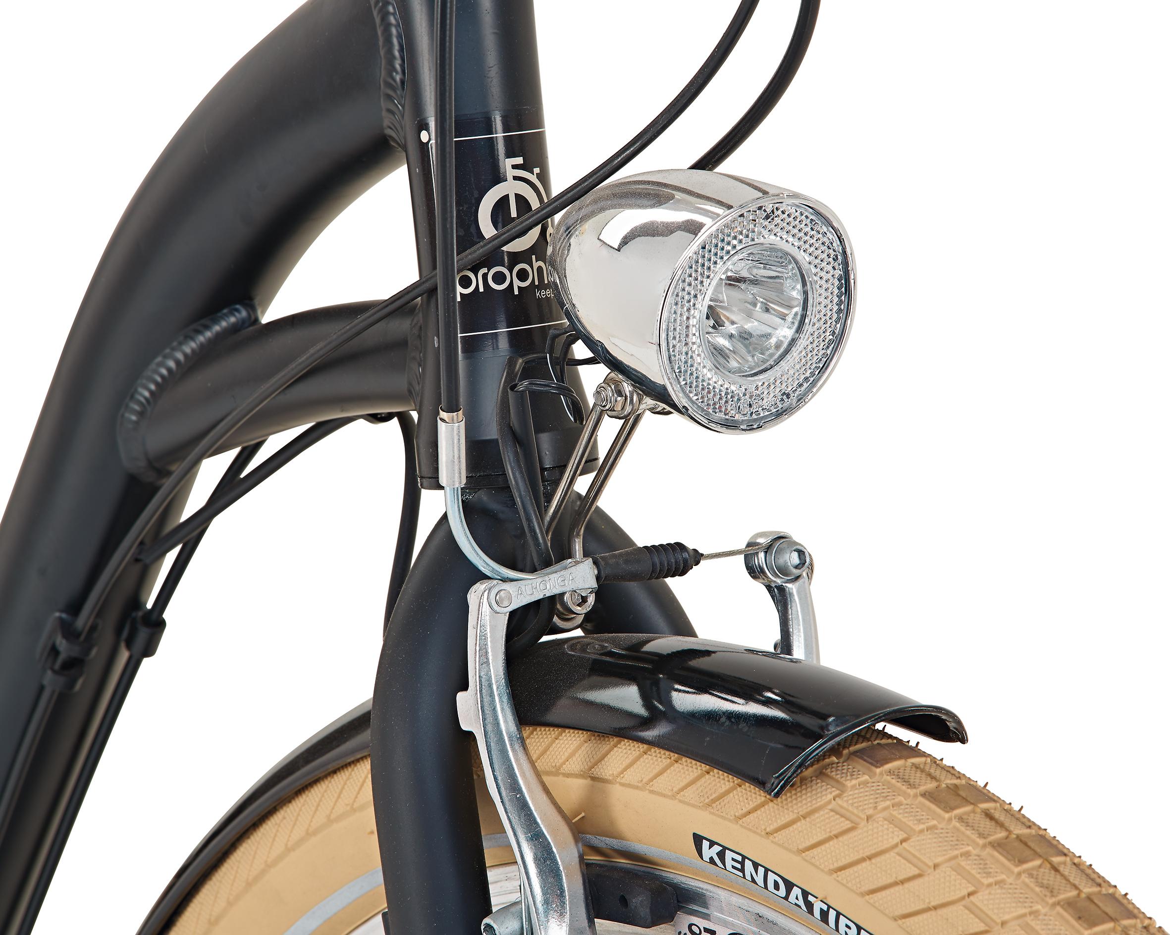 "Prophete Fahrrad / Cityrad Geniesser 9.2 City Bike 28"" Damen Bild 6"
