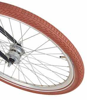 """Prophete Fahrrad / Cityrad Geniesser 9.2 City Bike 28"""" Herren Bild 5"""