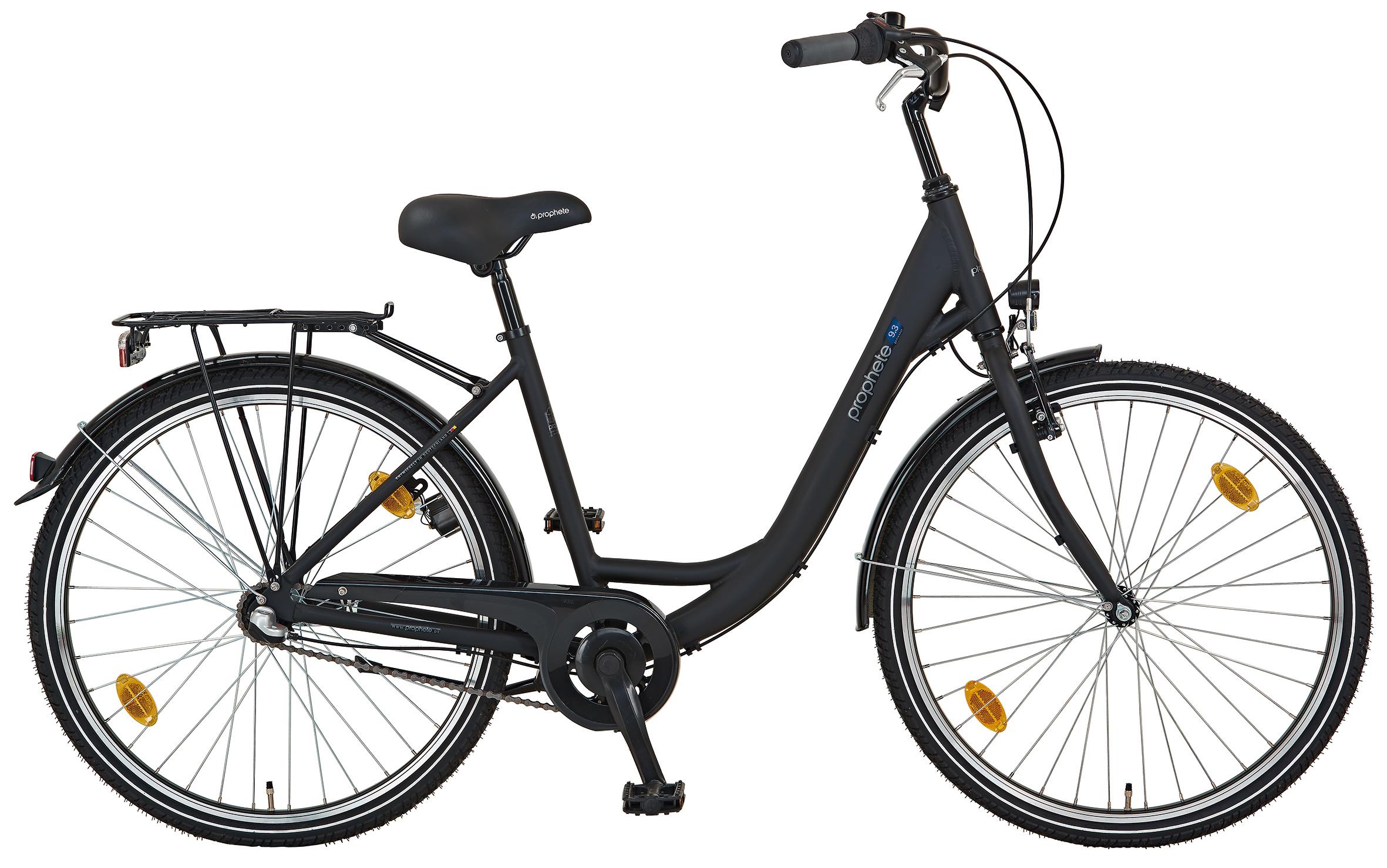 "Prophete Fahrrad / Cityrad Geniesser 9.3 City Bike 26"" Damen Bild 1"