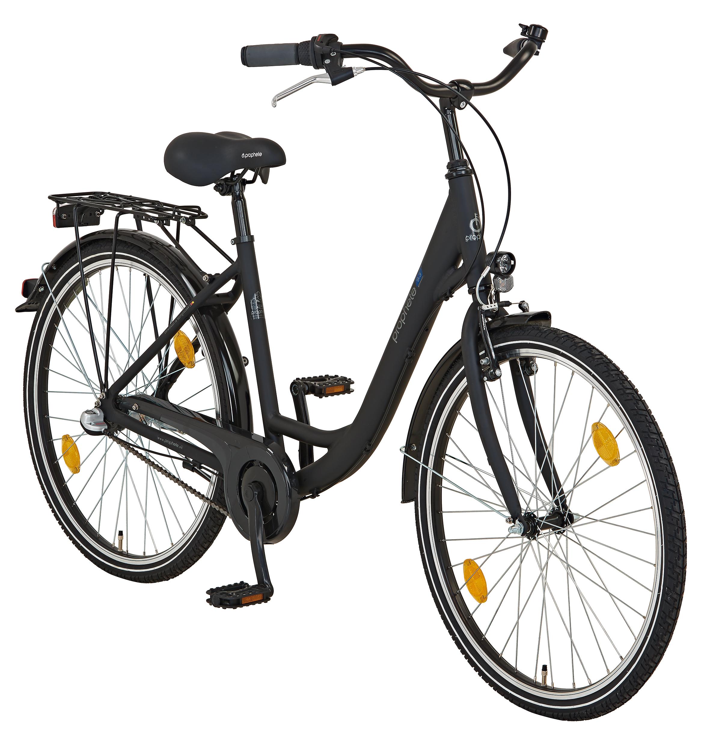 "Prophete Fahrrad / Cityrad Geniesser 9.3 City Bike 26"" Damen Bild 2"