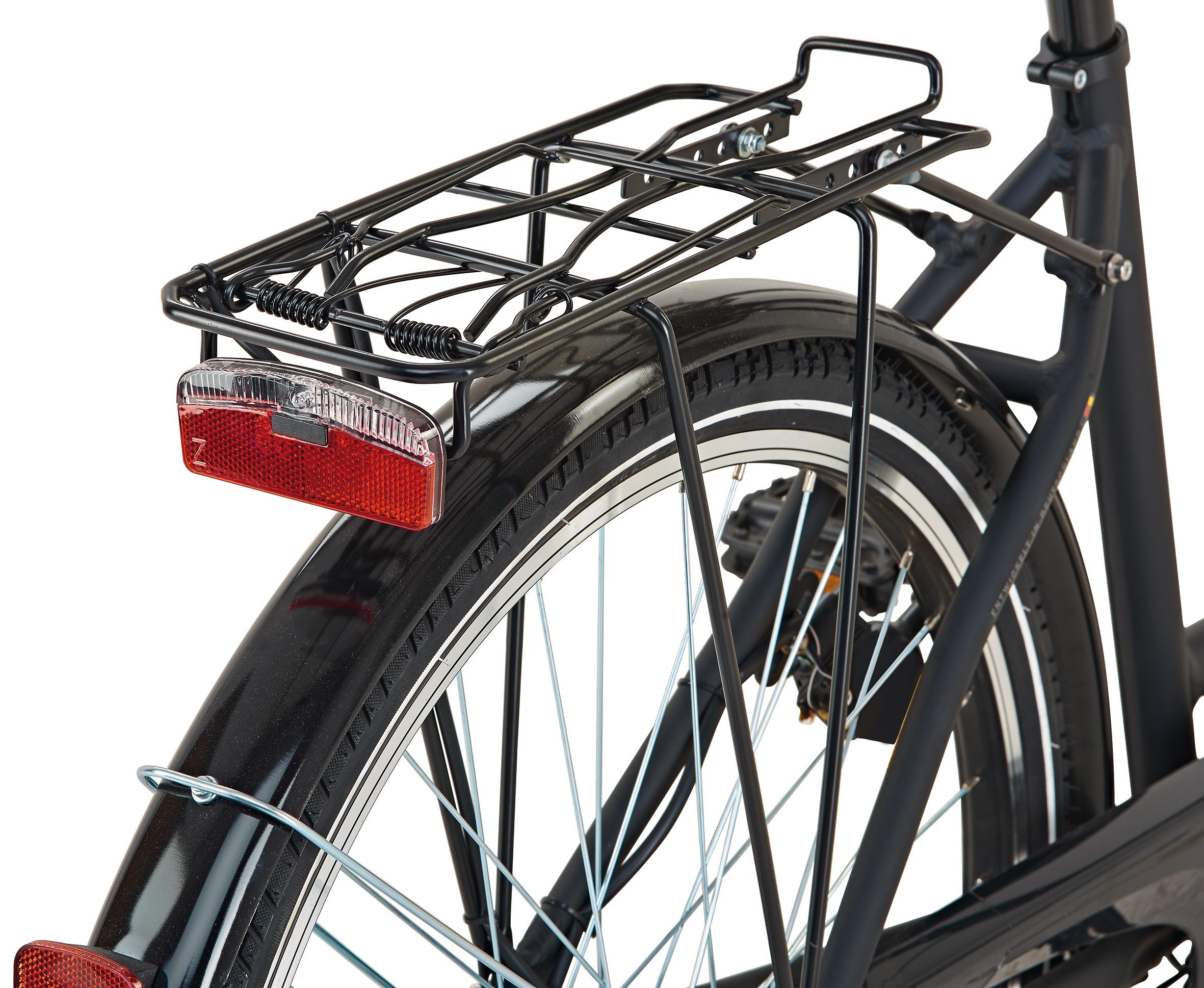 "Prophete Fahrrad / Cityrad Geniesser 9.3 City Bike 26"" Damen Bild 3"