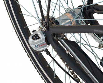 "Prophete Fahrrad / Cityrad Geniesser 9.3 City Bike 26"" Damen Bild 5"
