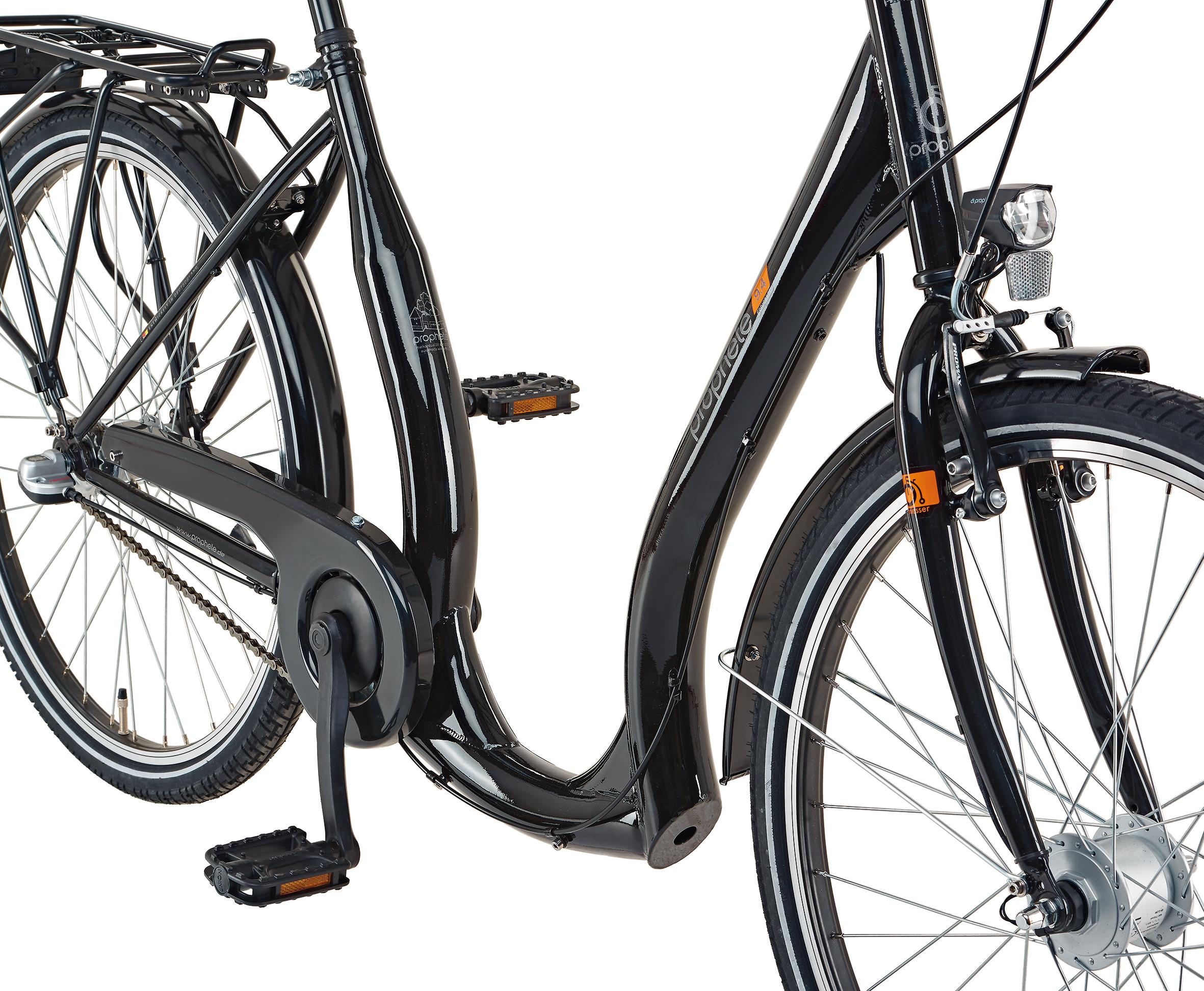 "Prophete Fahrrad / Cityrad Geniesser 9.4 City Bike 26"" Tiefeinstieg Bild 5"