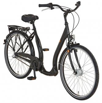 "Prophete Fahrrad / Cityrad Geniesser 9.4 City Bike 26"" Tiefeinstieg Bild 2"