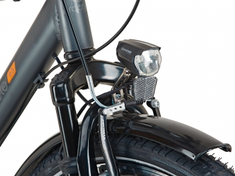 "Prophete Fahrrad / Cityrad Geniesser 9.5 City Bike 28"" Damen Bild 6"