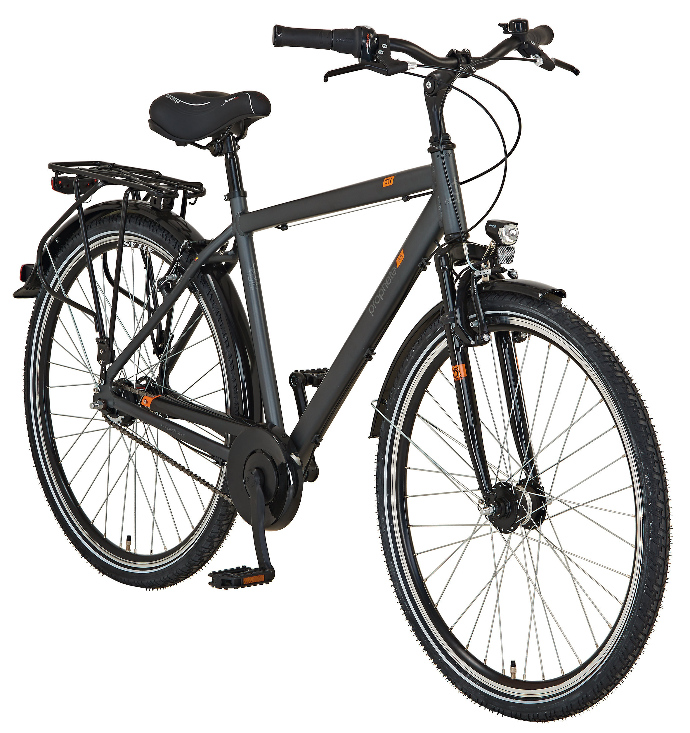 """Prophete Fahrrad / Cityrad Geniesser 9.5 City Bike 28"""" Herren Bild 2"""