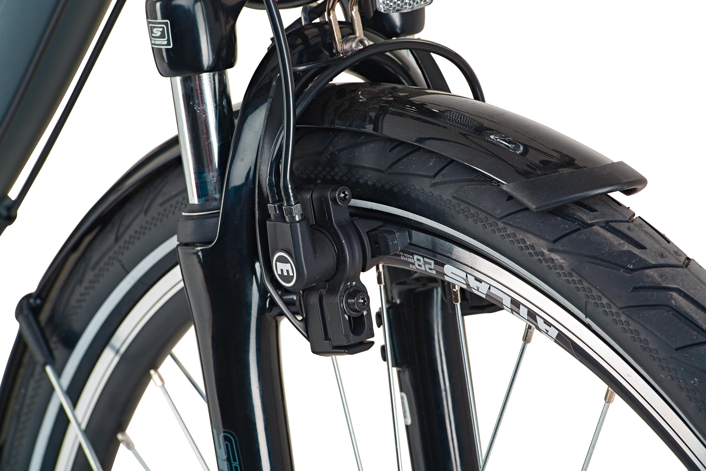 "Prophete Fahrrad / Cityrad Geniesser 9.6 City Bike 28"" Damen Bild 6"