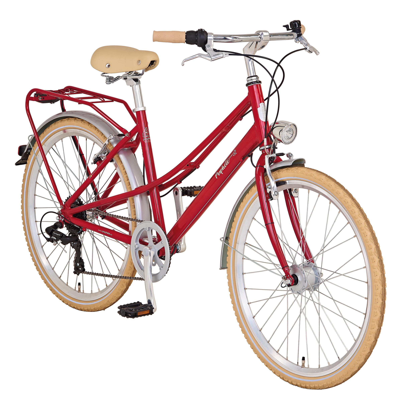 "Prophete Fahrrad / Cityrad Geniesser Retro City Bike 26"" Damen Bild 2"