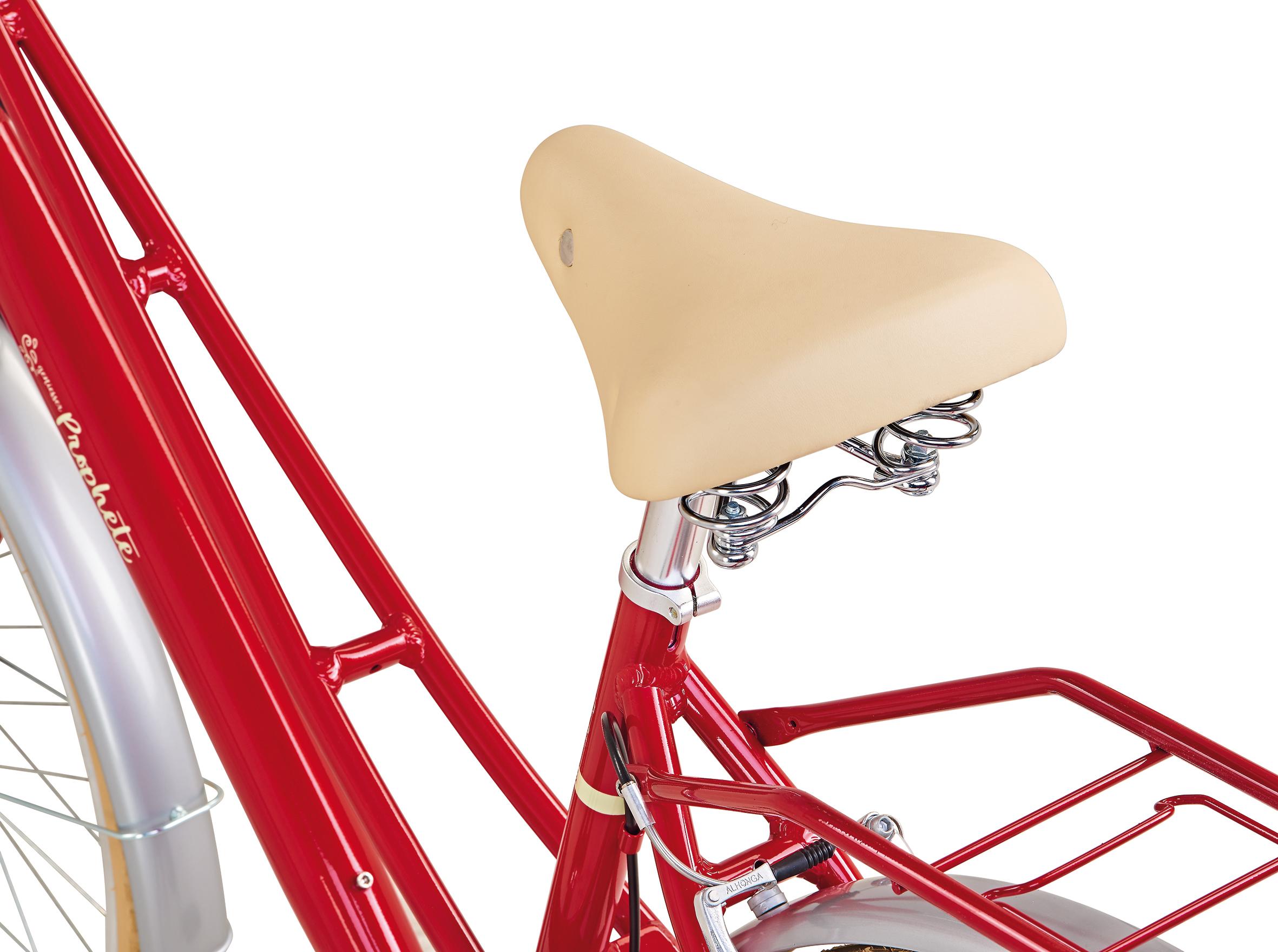 "Prophete Fahrrad / Cityrad Geniesser Retro City Bike 26"" Damen Bild 4"