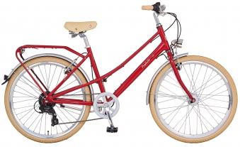 "Prophete Fahrrad / Cityrad Geniesser Retro City Bike 26"" Damen Bild 1"