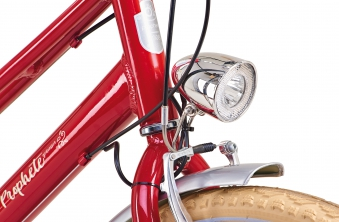 "Prophete Fahrrad / Cityrad Geniesser Retro City Bike 26"" Damen Bild 5"