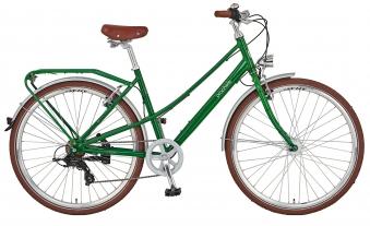"Prophete Fahrrad / Cityrad Geniesser Retro City Bike 28"" Damen Bild 1"