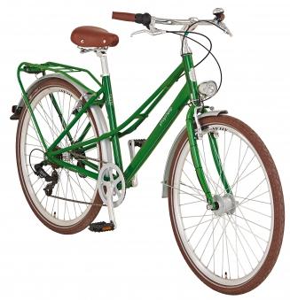 "Prophete Fahrrad / Cityrad Geniesser Retro City Bike 28"" Damen Bild 2"