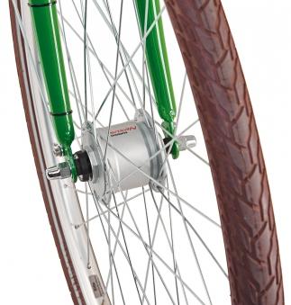 "Prophete Fahrrad / Cityrad Geniesser Retro City Bike 28"" Damen Bild 3"