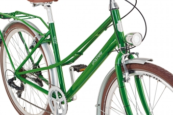 "Prophete Fahrrad / Cityrad Geniesser Retro City Bike 28"" Damen Bild 4"