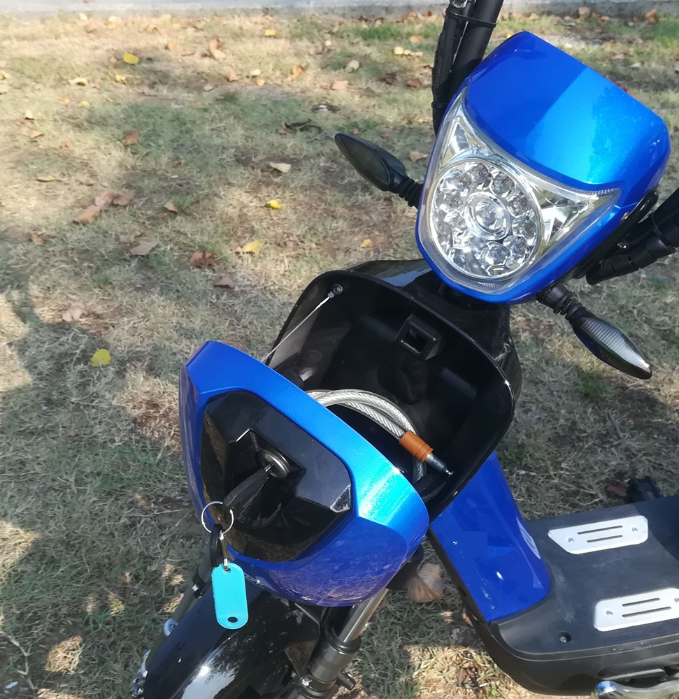 Bici E-Bike / E-Fahrrad Elektrofahrrad City Lithium-Akku schwarz Bild 4