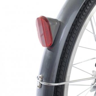 """Bici E-Bike / E-Fahrrad Elektrofahrrad City Power G 26"""" LI-Akku grau Bild 4"""
