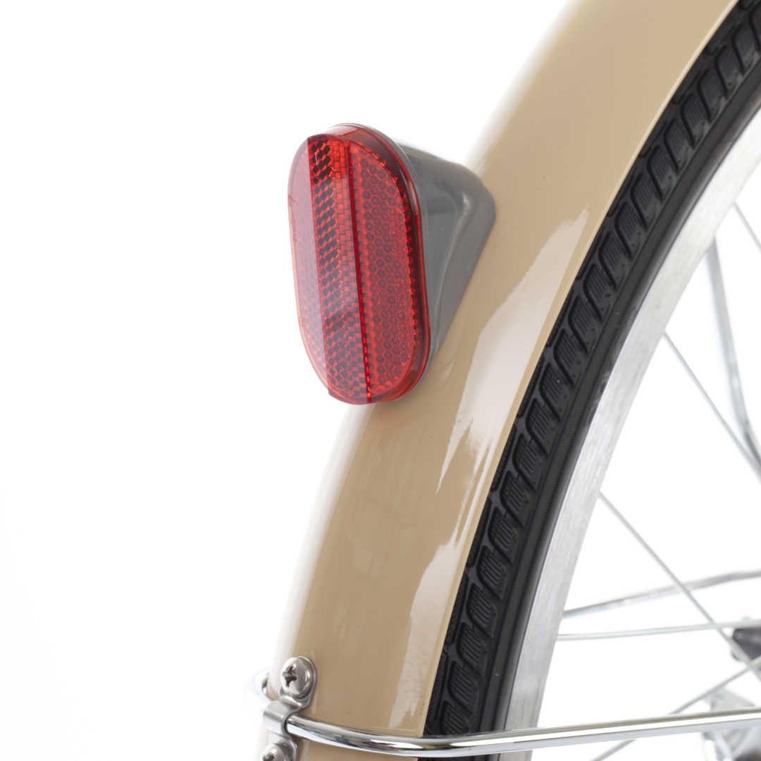 """City Power E-Bike / E-Fahrrad Elektrofahrrad 24"""" LI-Akku beige Bild 4"""
