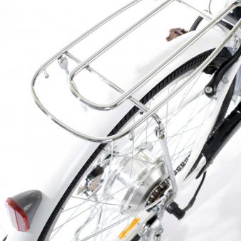 """City Power E-Bike / E-Fahrrad Elektrofahrrad  LI-Akku 26"""" weiß Bild 4"""