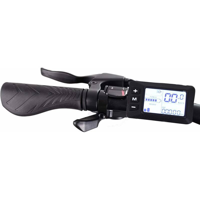 """E-Bike / E-Fahrrad / Elektro Fahrrad Advance X1 29"""" Li-Ionen-Akku Bild 4"""