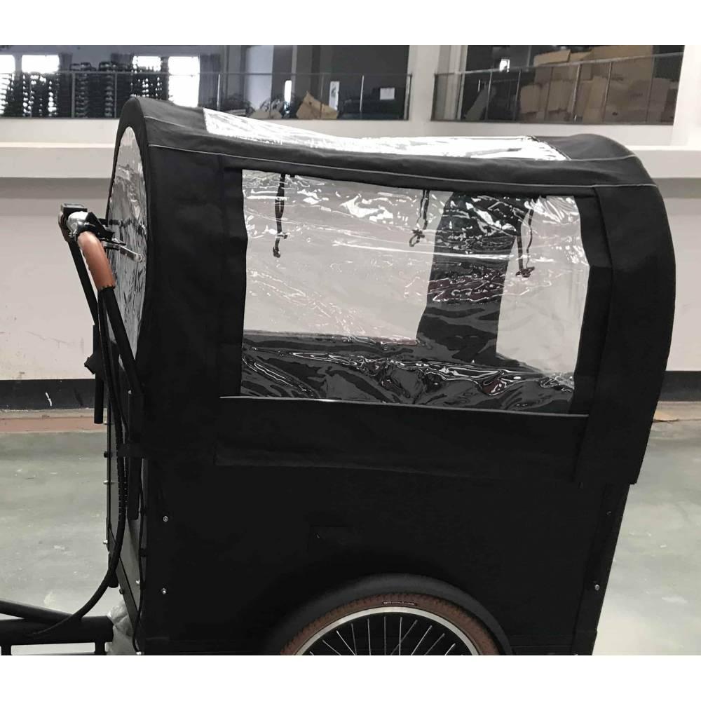 """Elektro Lastenfahrrad E-Lastenrad Transportrad Cargorad Sherpa1 26"""" Bild 7"""