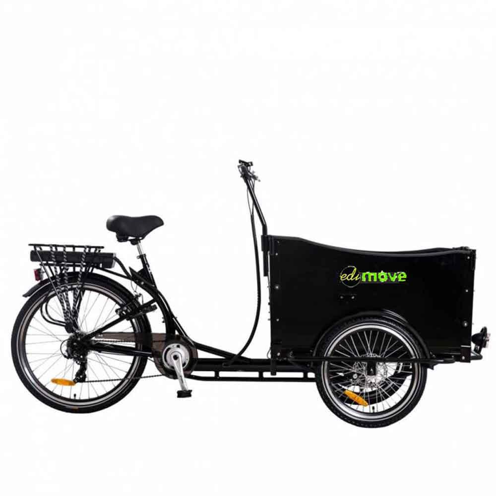 Elektro Lastenrad E-Lastenfahrrad Transportfahrrad Cargorad Bausatz Bild 5