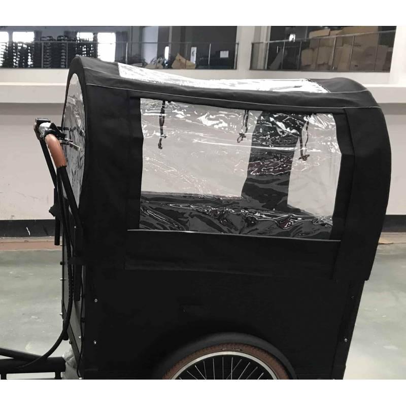 Elektro Lastenrad E-Lastenfahrrad Transportfahrrad Cargorad Bausatz Bild 8