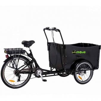 Elektro Lastenrad E-Lastenfahrrad Transportfahrrad Cargorad Bausatz Bild 3