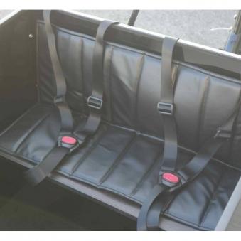 Elektro Lastenrad E-Lastenfahrrad Transportfahrrad Cargorad Bausatz Bild 7