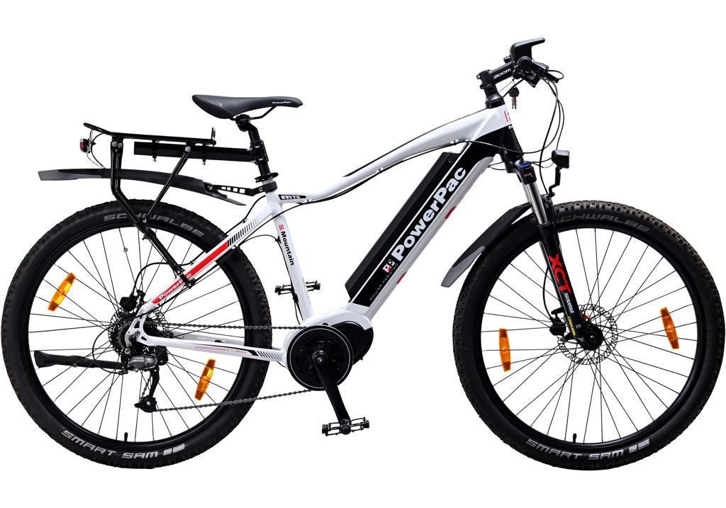"Powerpac Elektrofahrrad / E-Bike E-Mountainbike 27,5"" Bild 1"