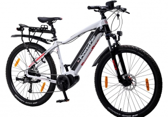 "Powerpac Elektrofahrrad / E-Bike E-Mountainbike 27,5"" Bild 2"