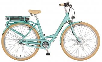 "Prophete Elektrofahrrad / E-Bike Geniesser e9.1 City E-Bike 28"" polar Bild 1"