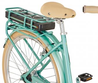 "Prophete Elektrofahrrad / E-Bike Geniesser e9.1 City E-Bike 28"" polar Bild 5"