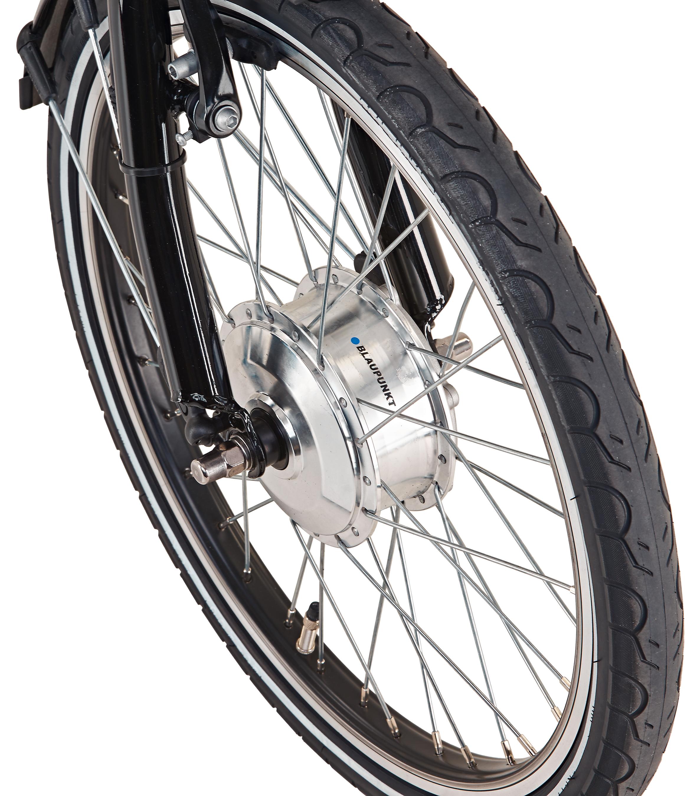"Prophete Elektrofahrrad / E-Bike Geniesser e9.2 City E-Bike 20"" Bild 5"