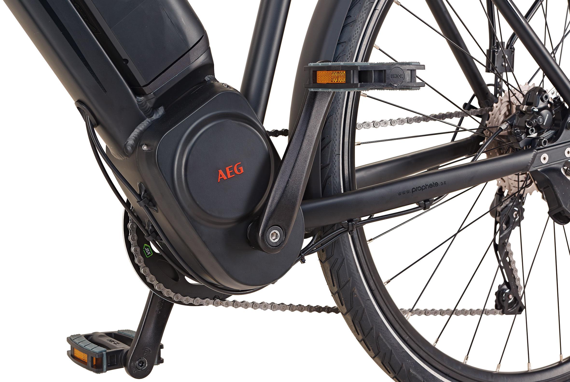 """Prophete Elektrofahrrad / Trekking E-Bike Entdecker Sport 28"""" Damen Bild 6"""
