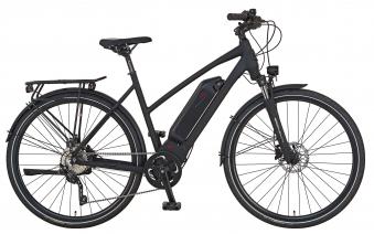 """Prophete Elektrofahrrad / Trekking E-Bike Entdecker Sport 28"""" Damen Bild 1"""