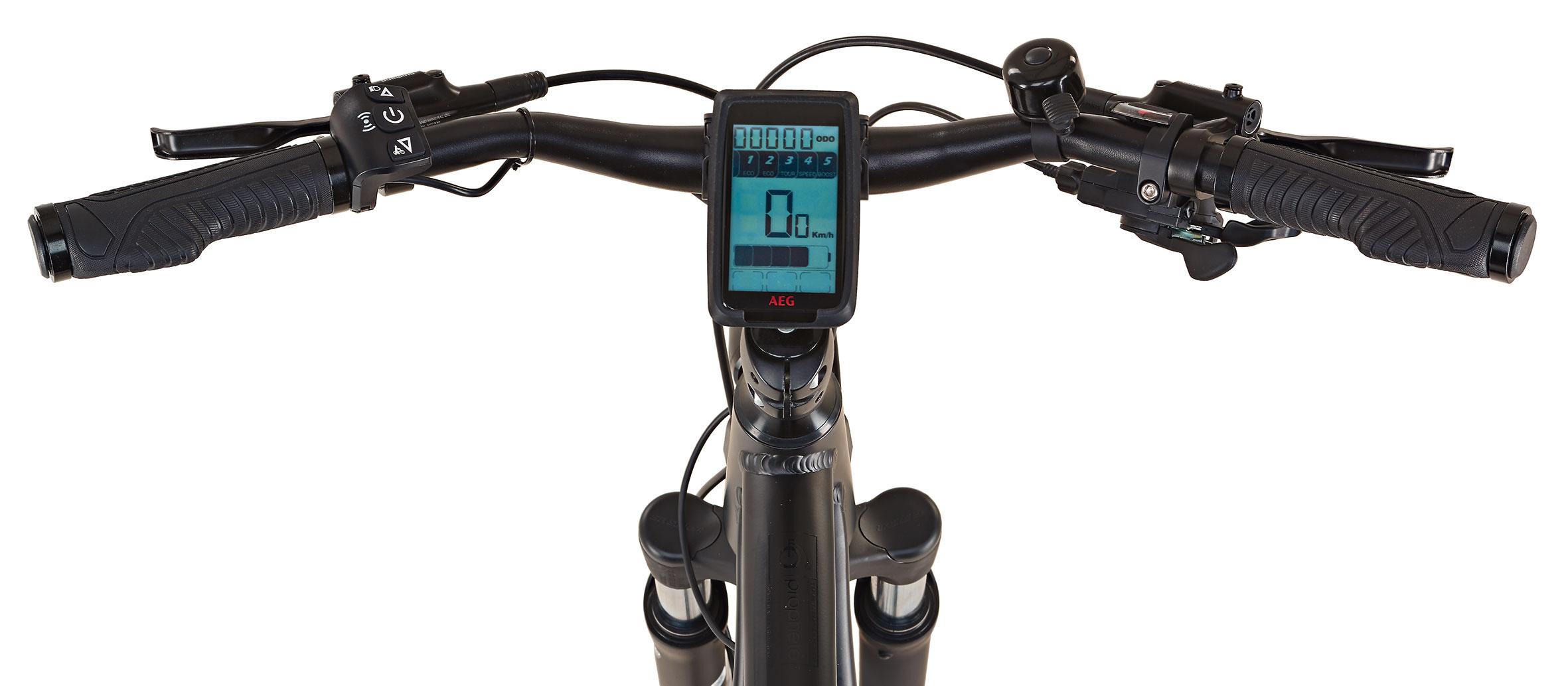 """Prophete Elektrofahrrad / Trekking E-Bike Entdecker Sport 28"""" Herren Bild 3"""