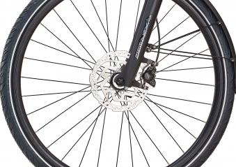 """Prophete Elektrofahrrad / Trekking E-Bike Entdecker Sport 28"""" Herren Bild 6"""