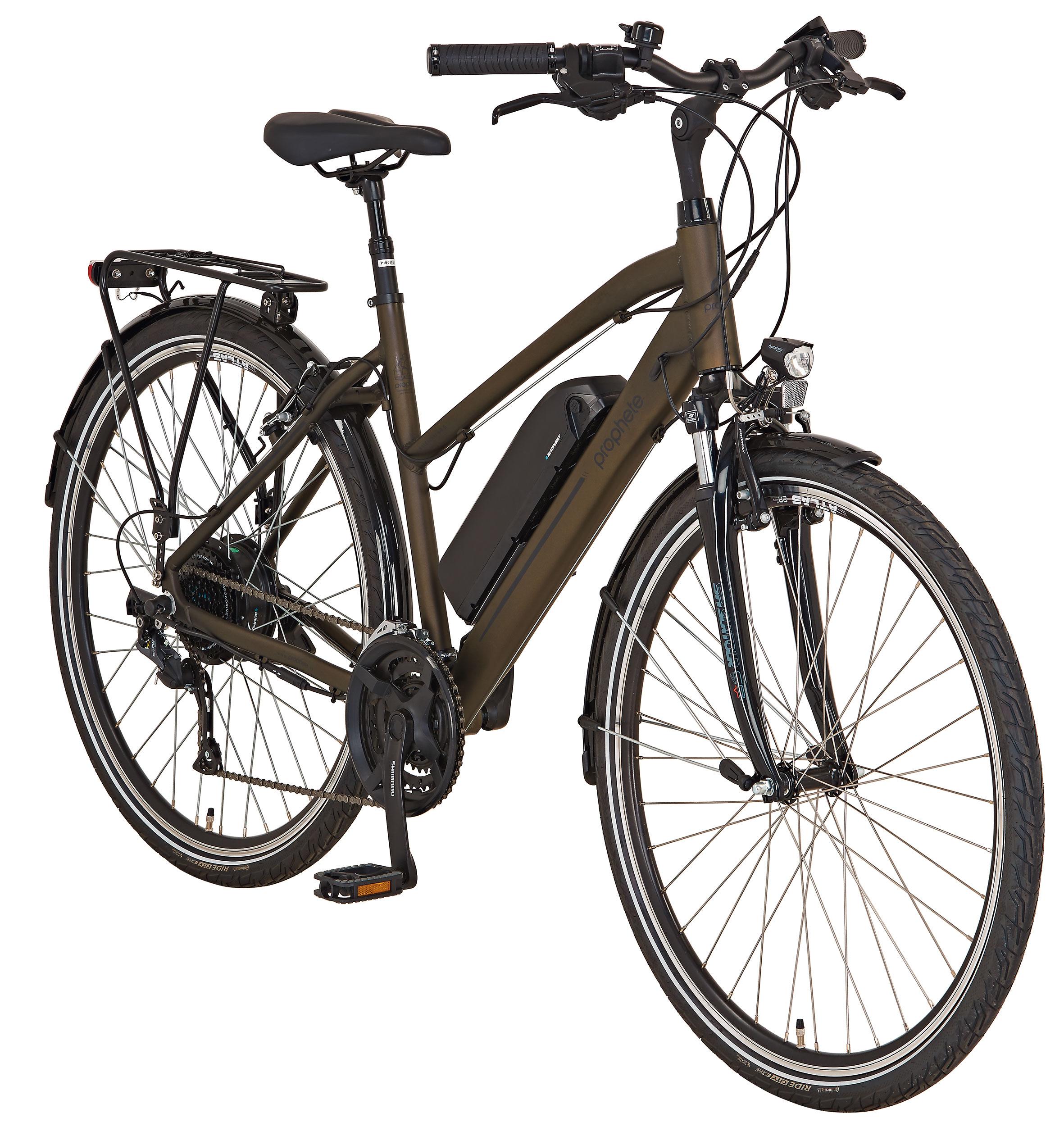 """Prophete Elektrofahrrad / Trekking E-Bike Entdecker e9.6 28"""" Damen Bild 2"""