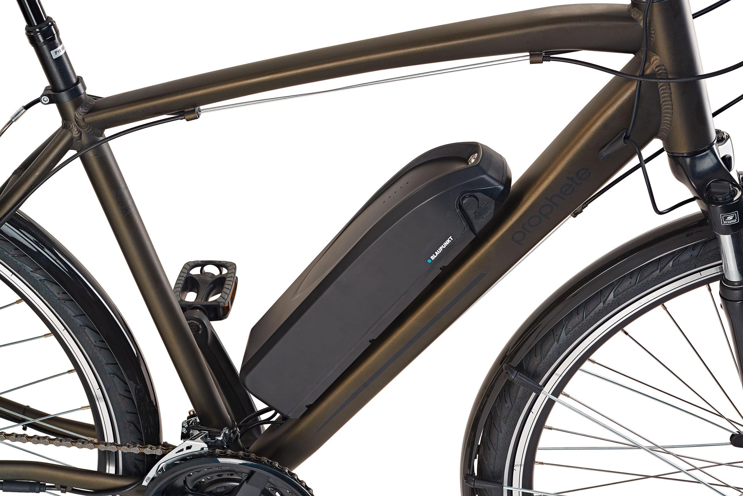"""Prophete Elektrofahrrad / Trekking E-Bike Entdecker e9.6 28"""" Damen Bild 4"""