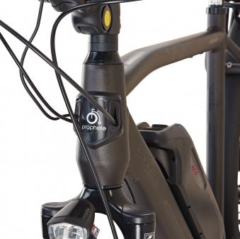 """Prophete Elektrofahrrad / Trekking E-Bike Entdecker e9.7 28"""" Herren Bild 5"""