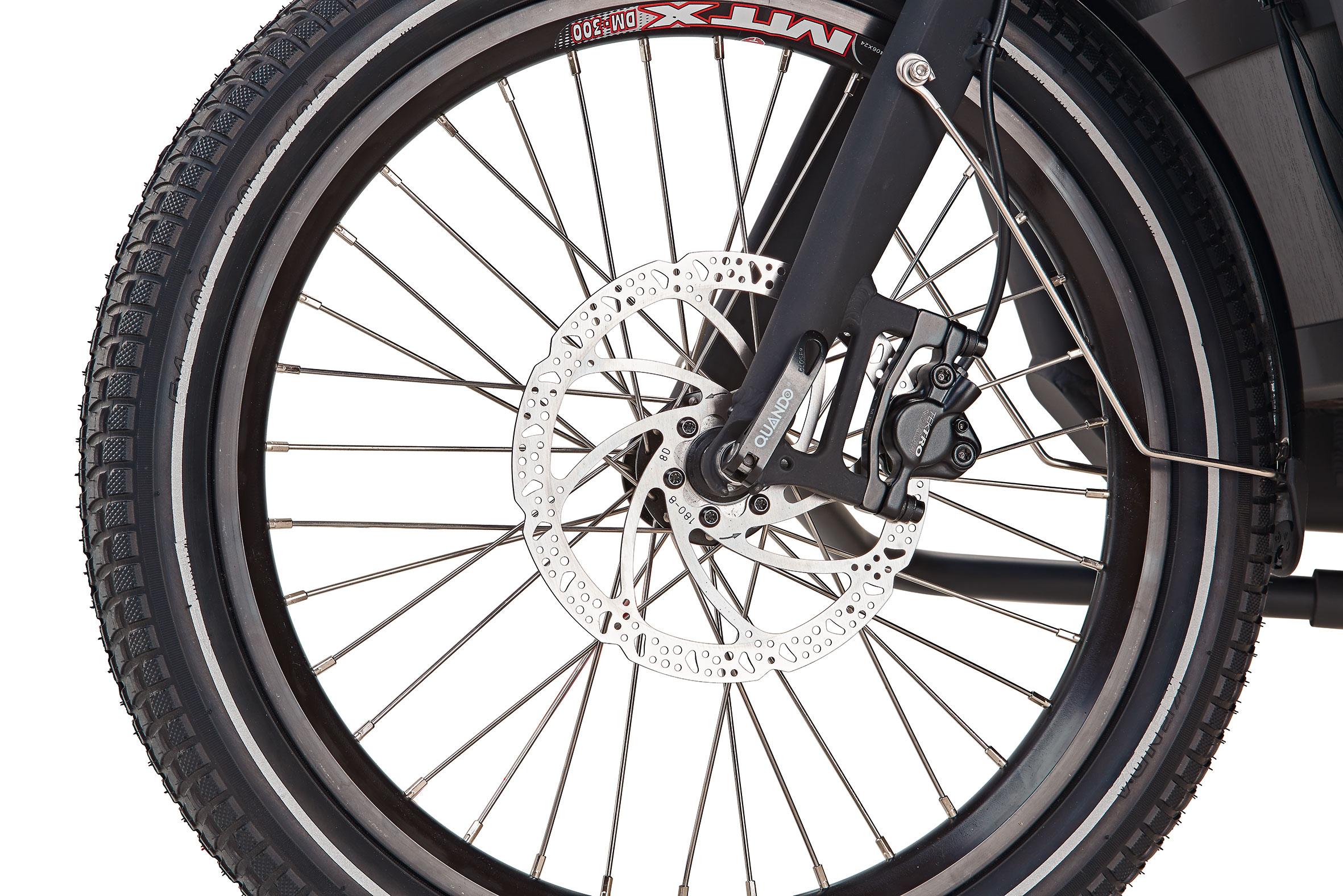 """Prophete Lastenrad / Elektrofahrrad Cargo E-Bike 1.0 Cargo 20""""/26"""" Bild 5"""