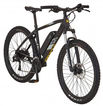 "Rex Bike Elektrofahrrad / E-Mountainbike Graveler e9.4 E-MTB 27,5"" Bild 2"