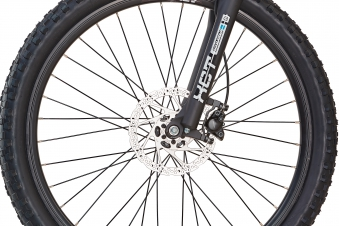 "Rex Bike Elektrofahrrad / E-Mountainbike Graveler e9.4 E-MTB 27,5"" Bild 3"